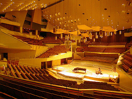 impulse responses berliner philharmonie main hall set. Black Bedroom Furniture Sets. Home Design Ideas