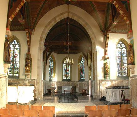 Impulse Responses Castle Of De Haar Chapel