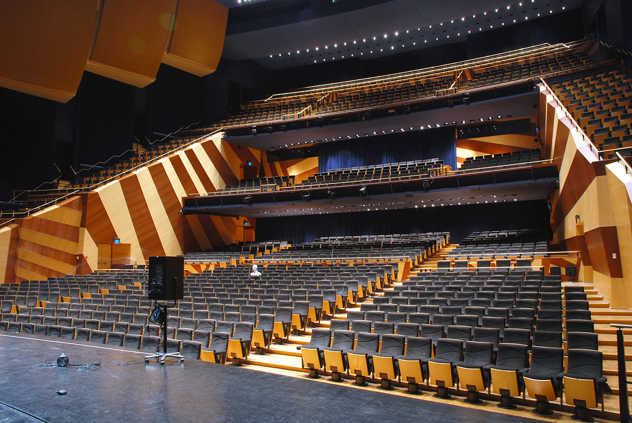 Impulse Responses Auditorium De Dijon