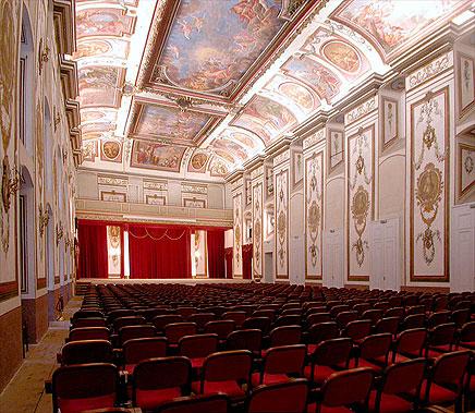 Impulse Responses Haydn Hall Esterhazy