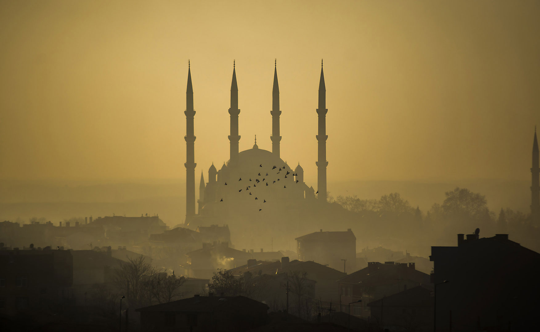 Impulse Responses - Selimiye Mosque