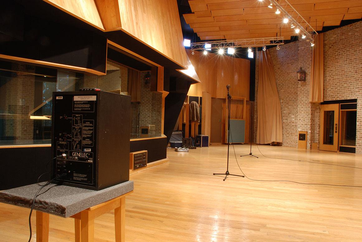 Impulse Responses - Sound Kitchen, Nashville