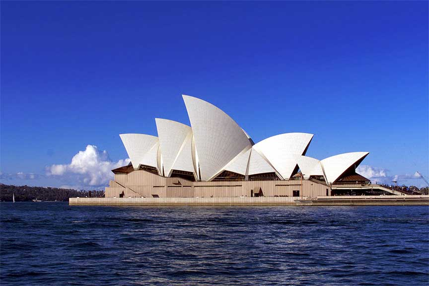 Impulse Responses - Sydney Opera House set