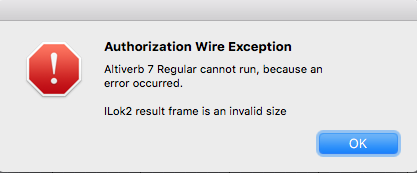 Authorization Wire Exception bad channel id