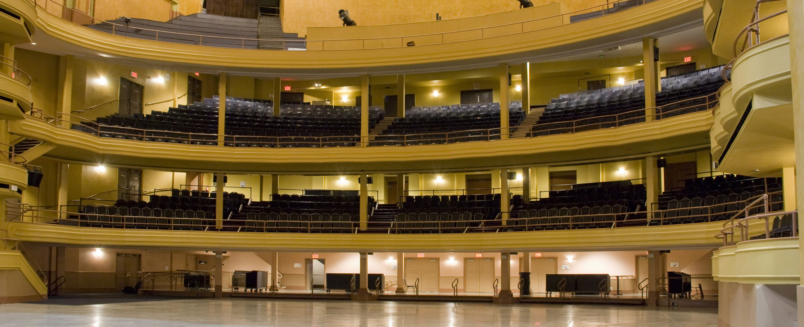 Hammerstein Manhattan Center NY USA