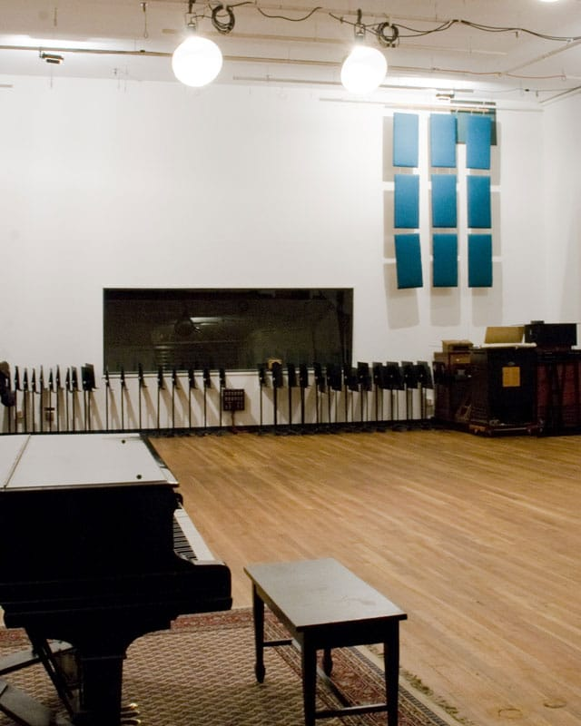 Kaufman Astoria NY music studio