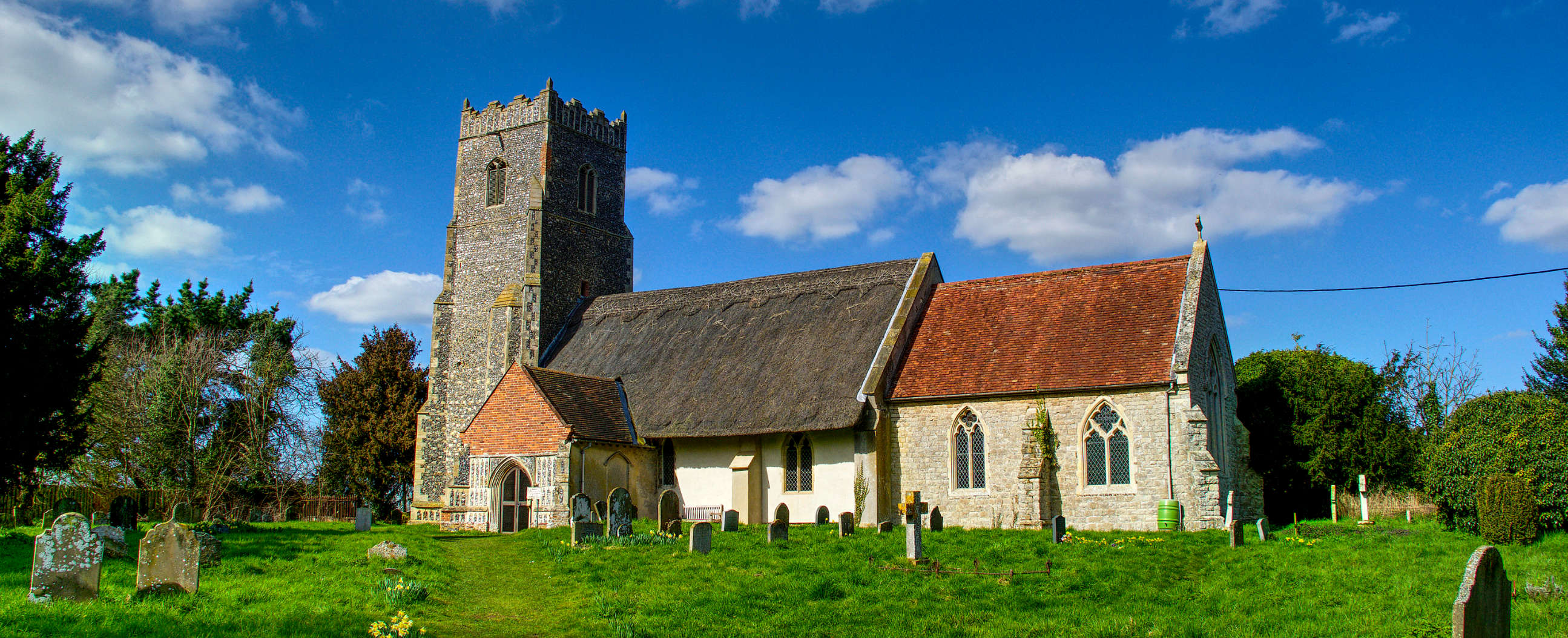 St Botolphs church, Iken - UK