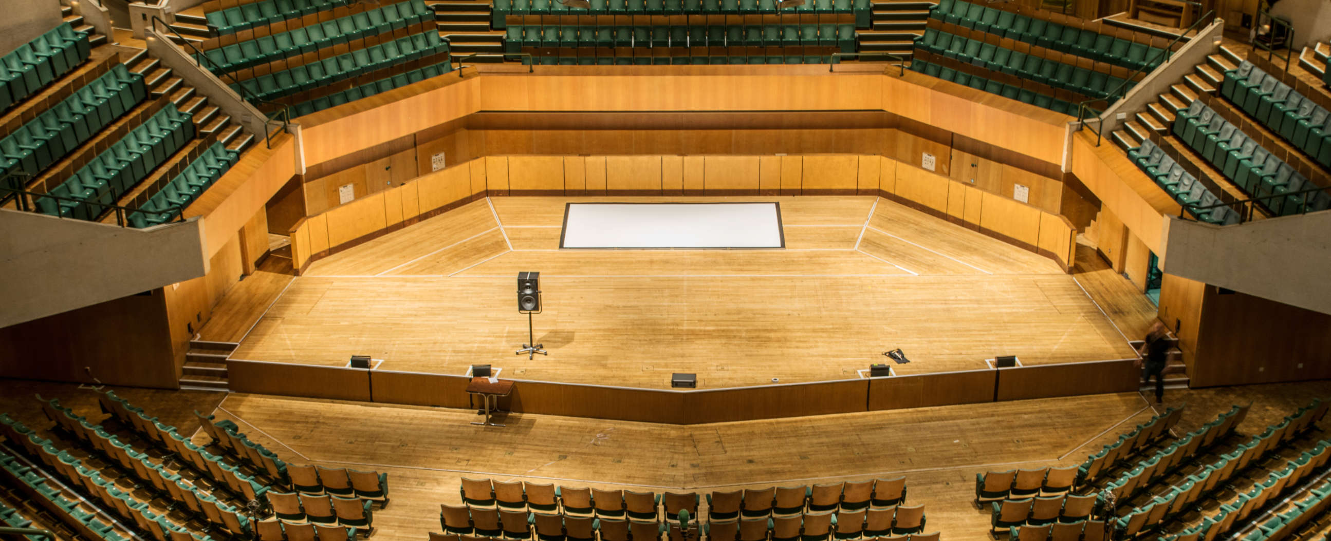 St Davids Hall, Cardiff, UK