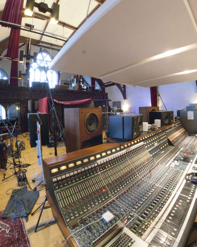 The Church Studio, London, UK