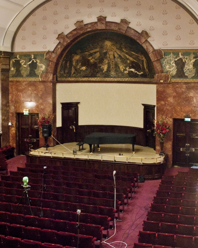 Wigmore Hall, London, UK