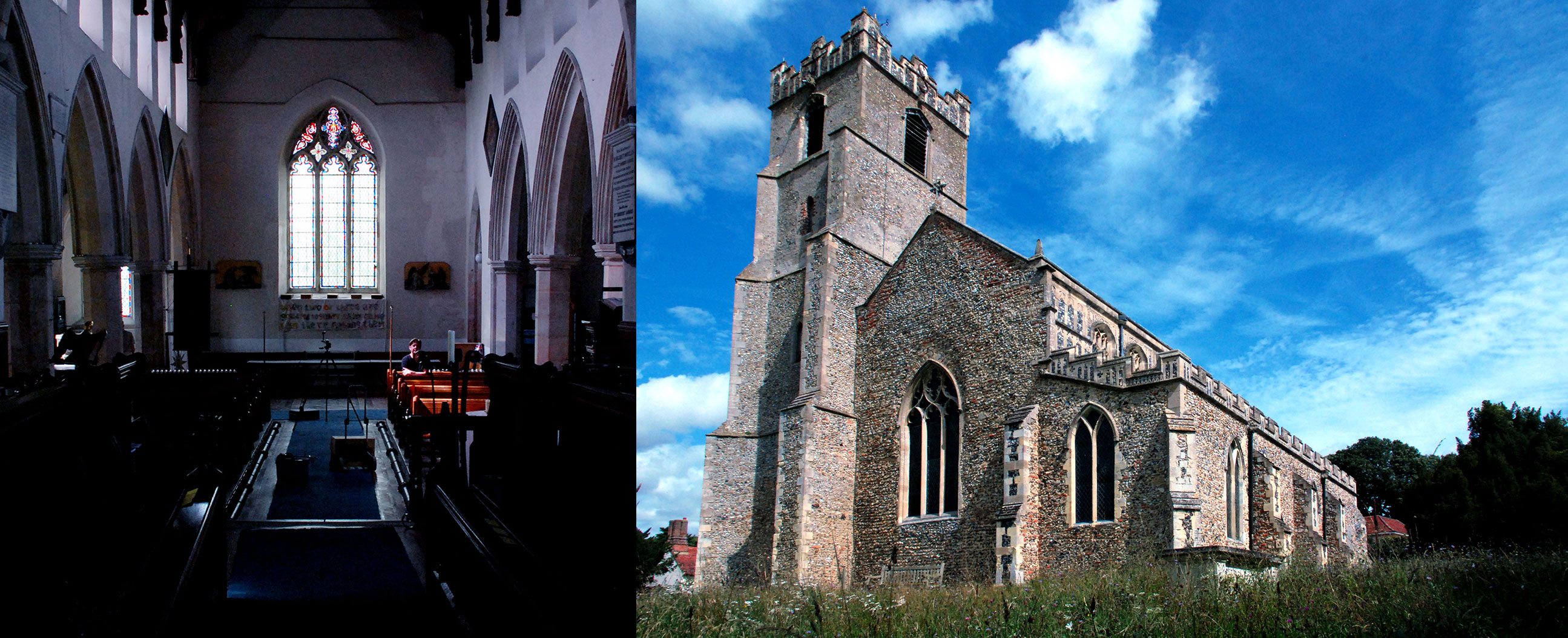 St Marys Church Coddenham England